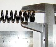 Качественные пружины для пневматических винтовок. Пружины пневматики.