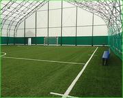 Строительство футбольных полей в Киеве