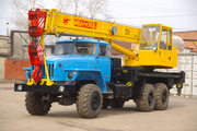 Услуги автокрана Киевская область Киев,  заказ автокрана на любой срок
