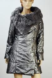Сток одежды. Дубленки,  пуховики,  куртки. Заменитель,  кожа,  пух. Италия