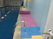 Модульное антискользящее покрытие для бассейнов от производителя