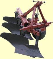Плуг плн 3 35 лемешный корпусной навесной на трактор