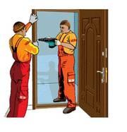 Монтування міжкімнатних дверей-Кропивницький