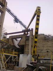 Ремонт, монтаж, демонтаж  грузопдьемного оборудования.
