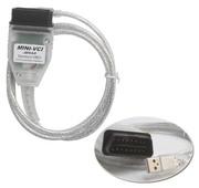 Диагностический адаптер TOYOTA MINI-VCI J2534 / TIS Techstream