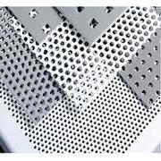 Лист перфорированый алюминиевый