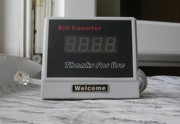 Выносной дисплей Bill Counter (Thanks For Use / Welcome)