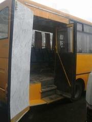 Переоборудование автобусов на конкурс