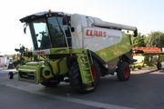 Комбайн Claas  Lexion 540 Рік випуску - 2005 Двигун - Caterpillar С 9