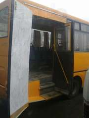 Переоборудование автобусов для перевозки инвалидов