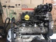 Двигатель трафик F9Q ! 1, 9Д