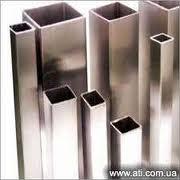 Трубы нержавеющие профильные АISI 304
