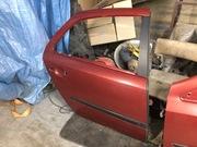 дверь задняя правая Renault Laguna 2,  Рено Лагуна.