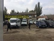 СТО в Одессе по микроавтобусам Мерседес,  Фольксваген и Рено