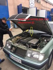 Автомастерская по ремонту микроавтобусов Мерседес,  Рено и Фолцваген