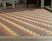 Плитка тротуарная ФЭМ
