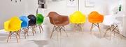 Кресло пластиковое Тауэр Вуд,  цвета в ассортименте