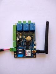 Дистанционно-управляемое реле для включения/выключения устройств и оборудования